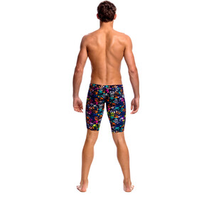 Funky Trunks Training Jammers - Maillot de bain Homme - noir/Multicolore